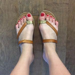 Sam & Libby Gladiator style sandal